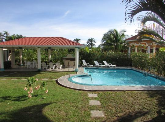 Хотел снимки: Tela Shores Plantation Beach House