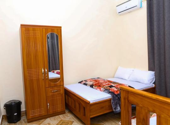 Hotelfotos: Chibuba Airport Accommodation