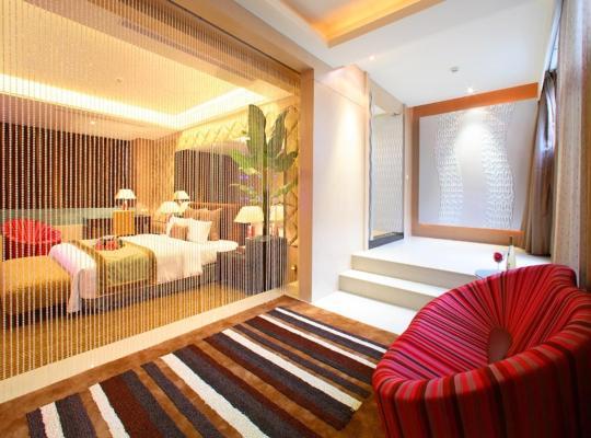 Фотографии гостиницы: Amain Boutique Motel - Tucheng