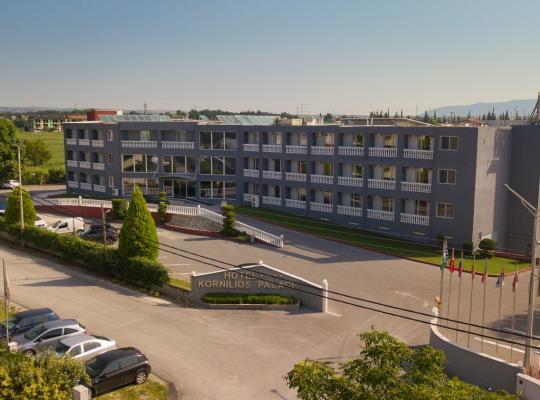 酒店照片: Kornilios Palace