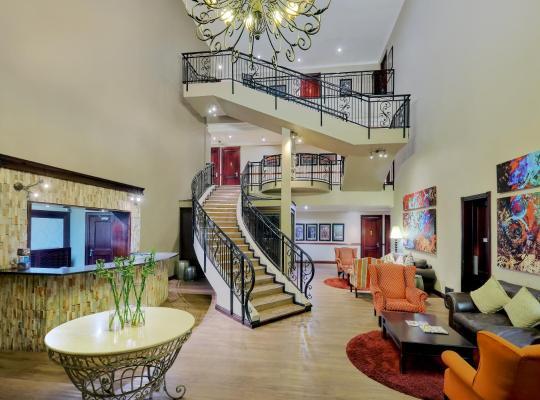 Ảnh khách sạn: Fortis Hotel Highveld Emalahleni