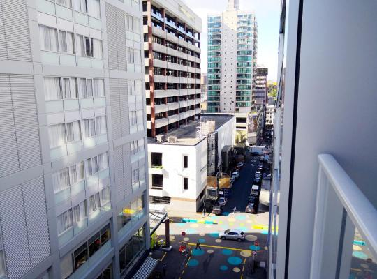 Хотел снимки: Skytower CBD Apartment