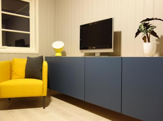Fotografii: Upgraded flat with easy access to Northern Lights!
