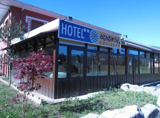 Хотел снимки: Hotel Azabache Susierra