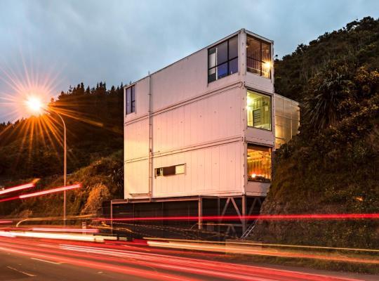 Фотографии гостиницы: The Wellington Container House