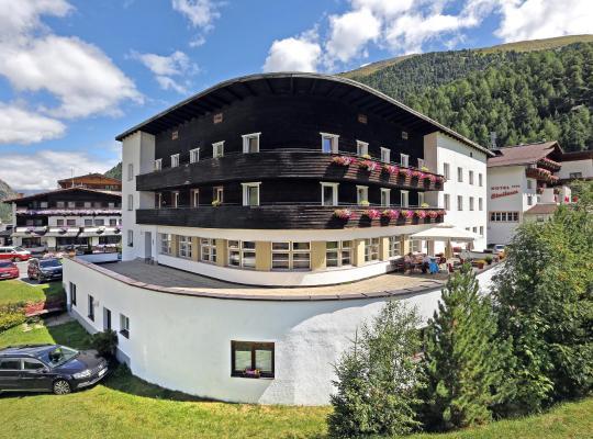 Ảnh khách sạn: Berghotel-Gasthof Gstrein