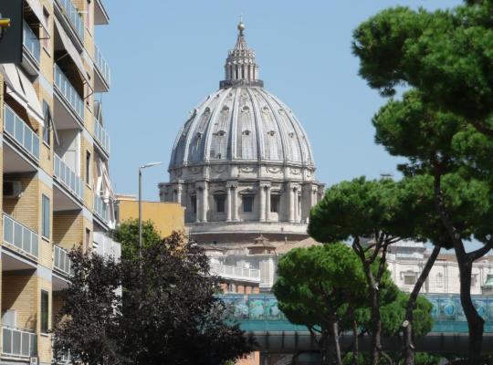 Képek: B&B Alla Cupola Di San Pietro