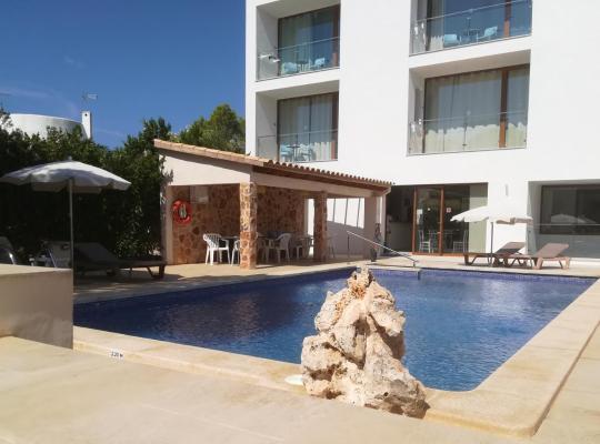 Hotellet fotos: Apartamentos Villa Primera