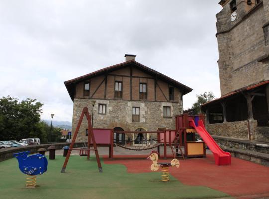 Фотографії готелю: Albergue Uztartza