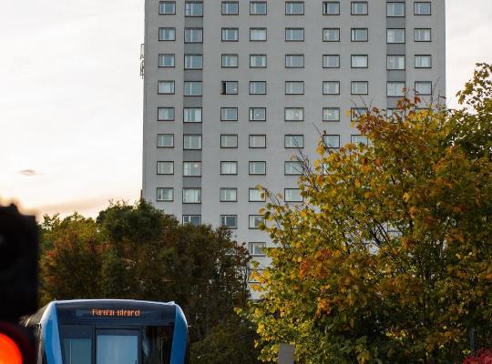 Fotos do Hotel: Forenom Aparthotel Stockholm Alvik