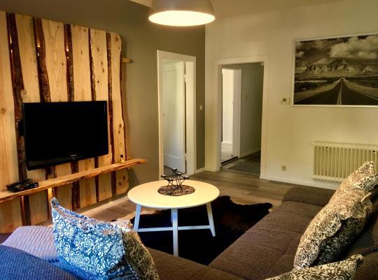 Photos de l'hôtel: A2-Apartments Woltmershausen Central