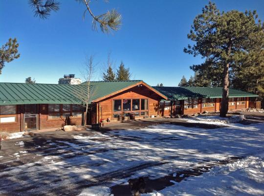 Foto dell'hotel: Eldora Lodge at Wondervu