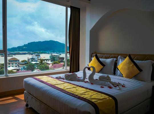 Фотографії готелю: Green Eyes Hotel
