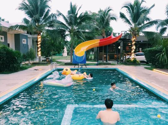 Hotel photos: บ้านไร่น้ำอิง หุบกะพง ชะอำ baanrai naming