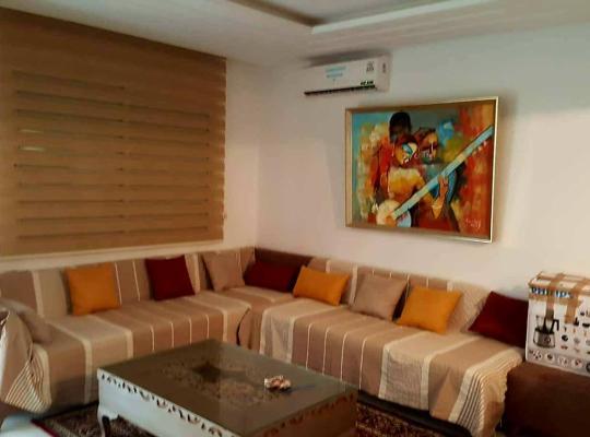 Viesnīcas bildes: Residence Moncef Naouar