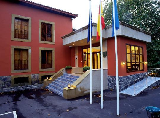 Фотографії готелю: Parador de Gijón