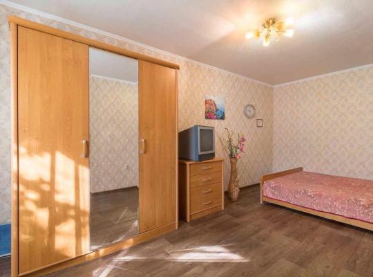 Hotel Valokuvat: Апартаменты на Героев Сталинграда 41