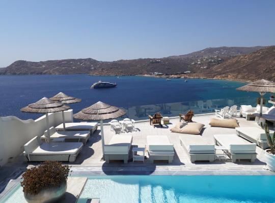 호텔 사진: Greco Philia Hotel Boutique Mykonos