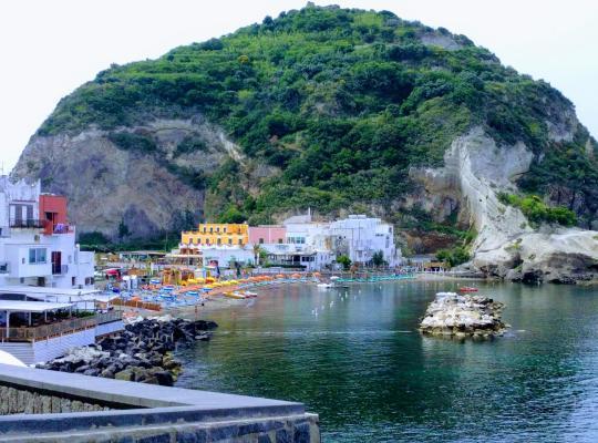 Hotellet fotos: Hotel Conte - S. Angelo Bay