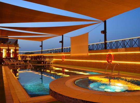 Képek: Golden Tulip Nihal Palace Hotel