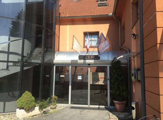 Hotel photos: Zámecký Hotel Zlatý Orel
