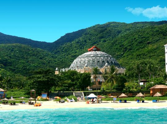 Fotografii: Yalong Bay Universal Resort Sanya