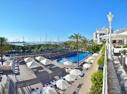 Hotel foto 's: Gran Melia Victoria