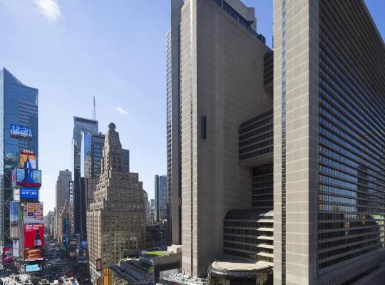 Foto dell'hotel: New York Marriott Marquis