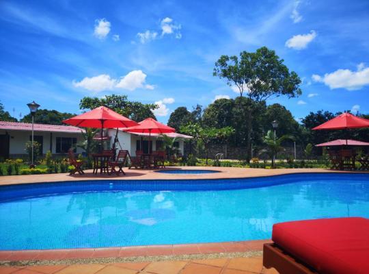 Фотографии гостиницы: Llano Campestre Hotel