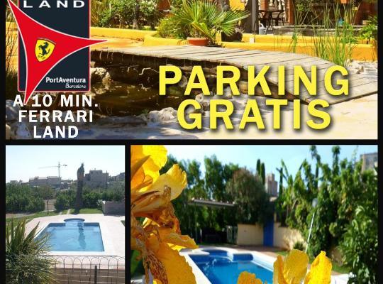 Φωτογραφίες του ξενοδοχείου: Mas La Trampa