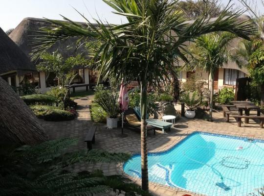 호텔 사진: Fish Eagle Inn