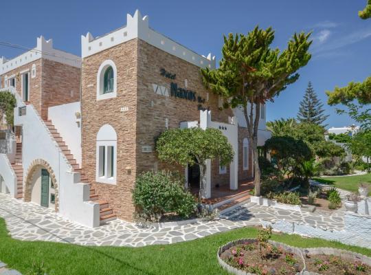 Foto dell'hotel: Hotel Naxos Beach
