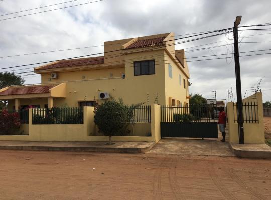 호텔 사진: Chutus Maputo Holiday House