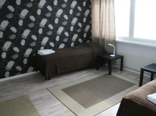 Hotelfotos: One bedroom apartment in Vaasa, Kauppapuistikko 38