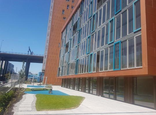 Fotos do Hotel: Beautiful brand new apartment by Bergen waterside