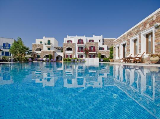 תמונות מלון: Naxos Resort Beach Hotel