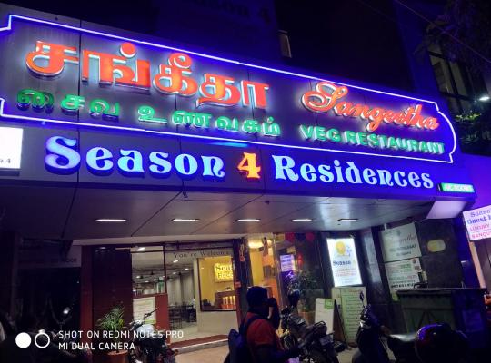 Hotel photos: Season 4 Residences - Teynampet