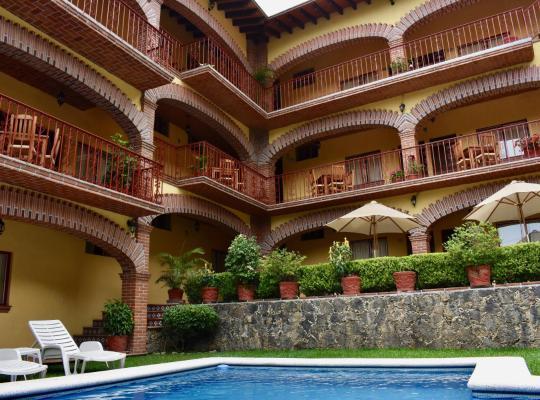 Φωτογραφίες του ξενοδοχείου: Posada Rincon Magico