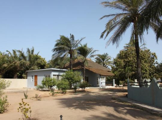 Hotellet fotos: résidence la palmeraie
