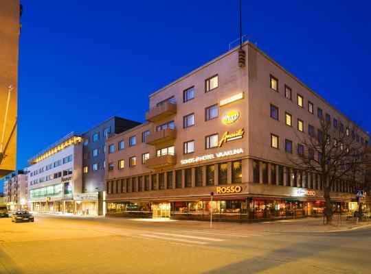 Hotel fotografií: Original Sokos Hotel Vaakuna Joensuu