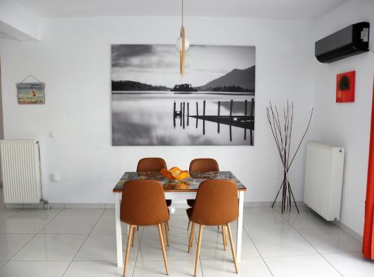Képek: Scandinavian Experience - design apartment