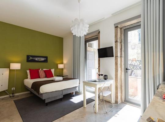 """Hotel photos: UNA Casa Portuguesa - """"C""""lerigos Studio - Traseiras"""