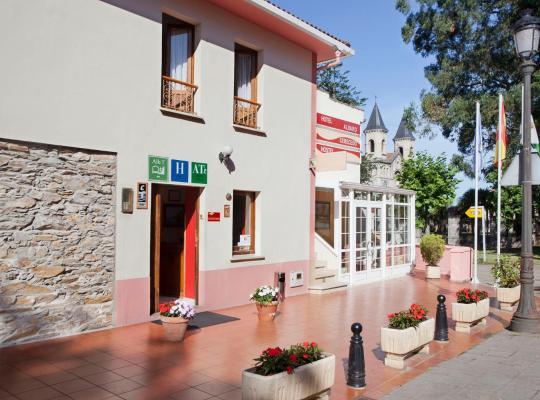 Хотел снимки: Hotel Alvaro