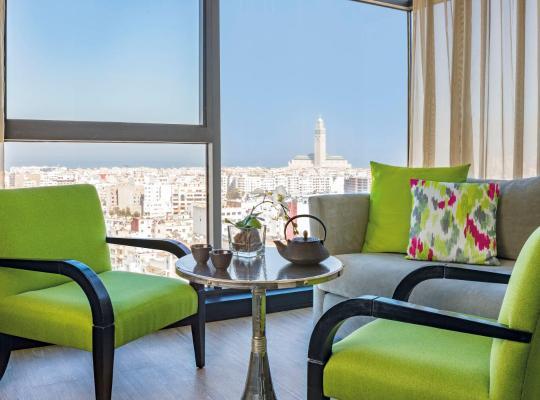 Otel fotoğrafları: Barceló Casablanca