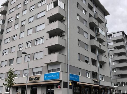 Otel fotoğrafları: Apartment Zagreb Malešnica