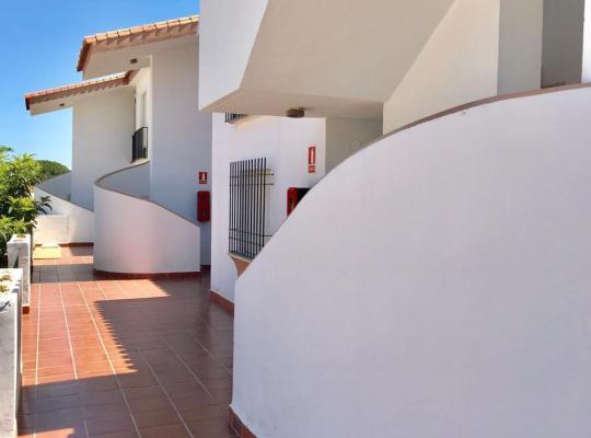 Viesnīcas bildes: Torremolinos Nieuw appartement met zeezicht