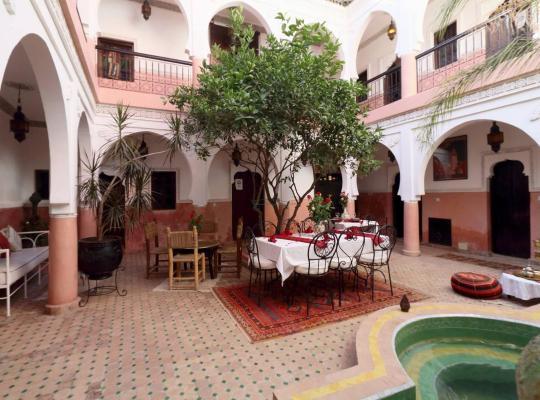 Хотел снимки: Riad Bousskri