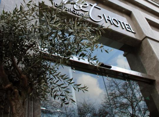Fotografii: Met Boutique Hotel