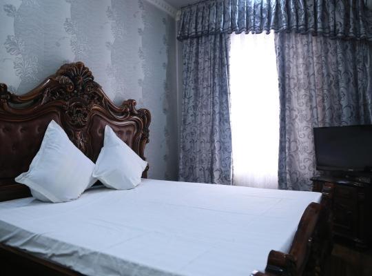 Photos de l'hôtel: Nurafshon Boutique Hotel