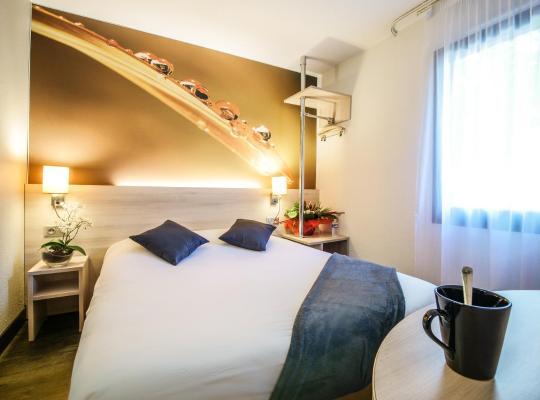Viesnīcas bildes: Hôtel Inn Design Resto Novo Montargis